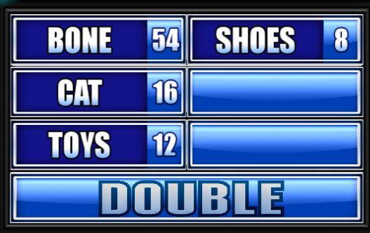 We Asked 100 People: Name Something A Dog Might Bury In A Yard.   Family  Feud Guide : Family Feud Guide