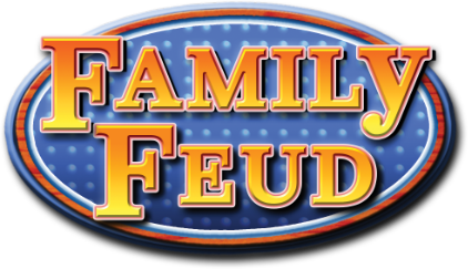 family feud guide : family feud guide, Powerpoint templates